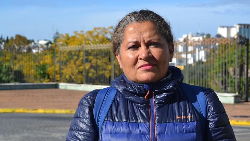 Luz Marina Bernal, madre de Soacha (Colombia):