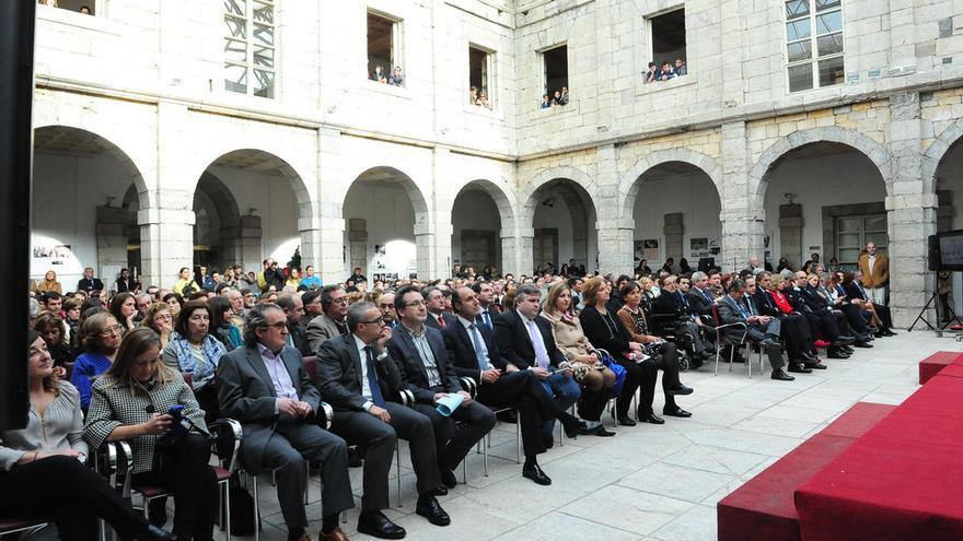 Actos por el Día de la Constitucion en el Parlamento de Cantabria