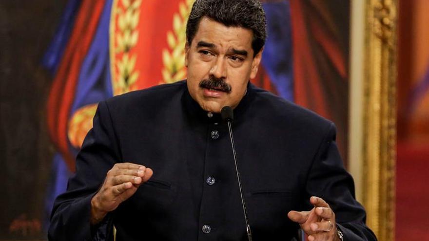 """Maduro pide a la Fuerza Armada impedir el resurgimiento de los """"violentos"""" en las protestas"""