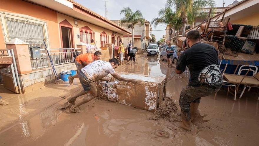 España ya roza los 12.000 kilómetros de zonas con riesgo de inundación, que la crisis climática amenaza ...