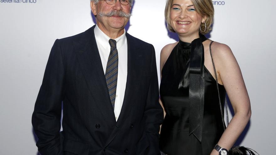 El vicepresidente de SEPI, Federico Ferrer, y la presidenta de Sepides, Rosa Mosulén, en febrero de 2014. EFE