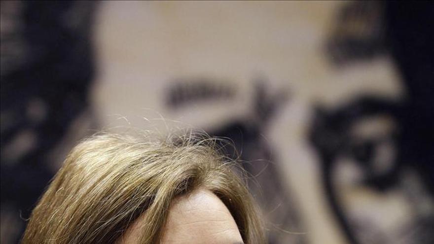 La vicepresidenta recuerda la falta de consenso sobre el Valle de los Caídos