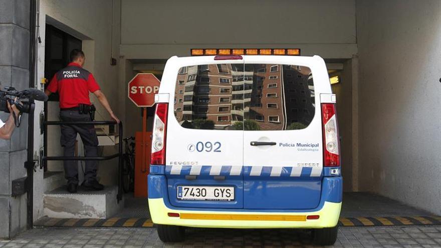 Prisión por delitos de agresión sexual para los 5 detenidos en Pamplona