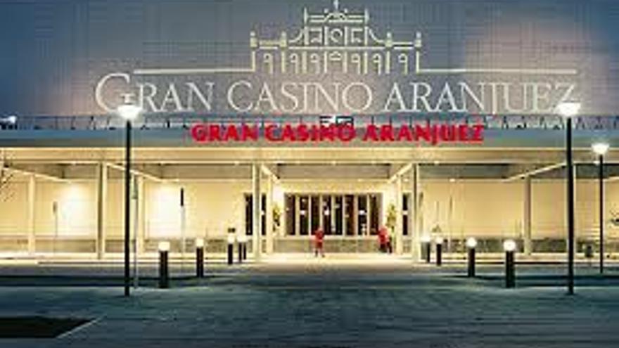 El casino de Aranjuez.
