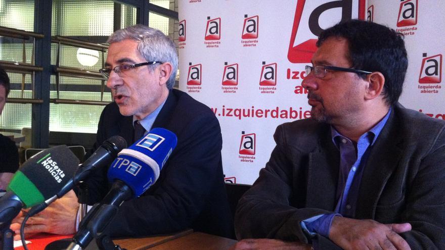 """Llamazares dice que tras Blesa se debe iniciar un """"camino de responsabilidades"""" porque """"hay muchos implicados"""""""