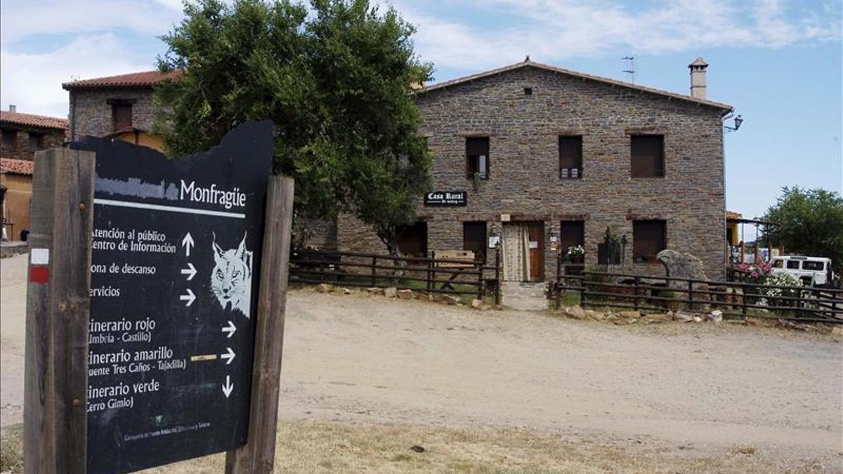 La ocupación de turismo rural en España alcanza ya el 38 por ciento, según Toprural.com