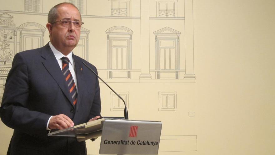El Govern catalán minimiza las críticas de 'barones' del PP porque el déficit se habla con el Gobierno