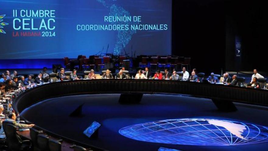 """La Celac afina un documento final """"muy completo"""" que promueve su consolidación"""