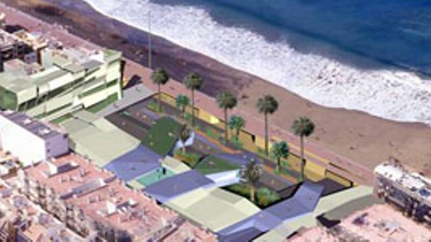 LPGC reactiva el complejo deportivo de La Cícer