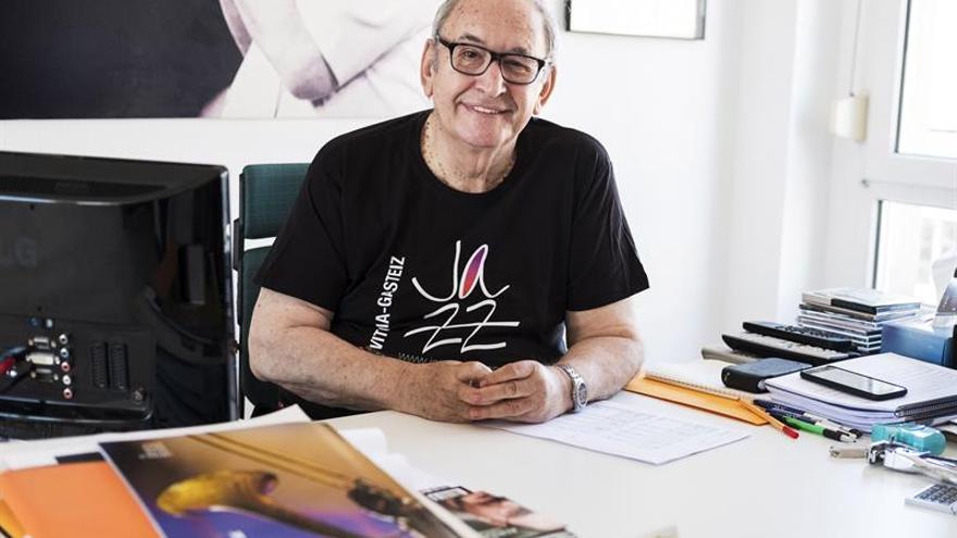 El presidente del Festival de Jazz de Vitoria: Con despedida de Blades, esta edición será memorable