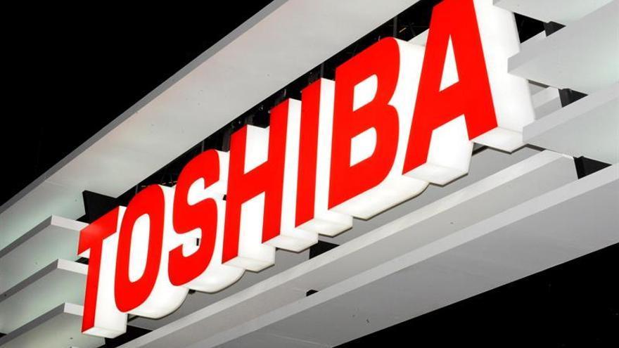 Toshiba cae más del 3 % en Bolsa tras desvelarse la negociación sobre su rama de chips de memoria