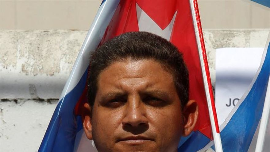 El opositor cubano Jorge Cervantes es hospitalizado en La Habana tras una huelga hambre