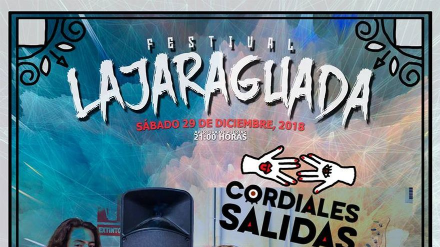 Confirmaciones del festival Lajaraguada