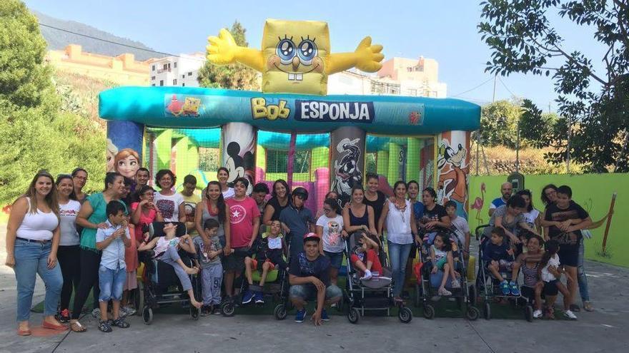 El Servicio Público de Apoyo y Respiro Familiar (SAR) del Cabildo de La Palma ha cubierto las necesidades de 36 niños y jóvenes con discapacidad de entre 5 y 19 años -9 más que en 2015- durante los meses de julio y agosto.