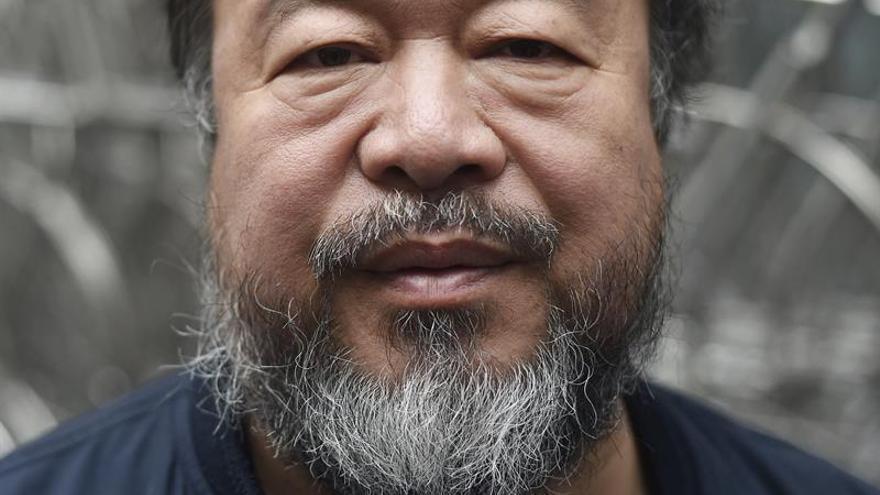 Ai Weiwei es galardonado con el Premio Internacional Hrant Dink