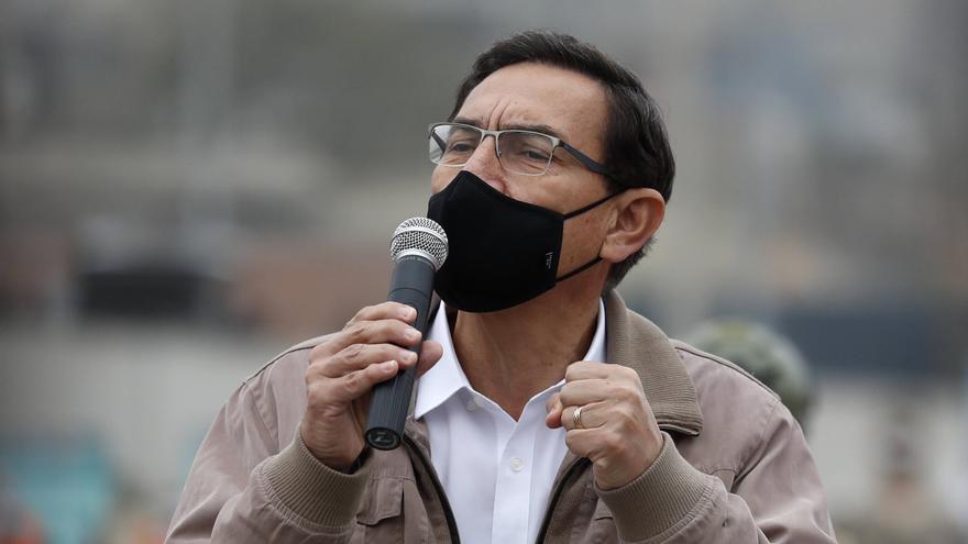 Fiscalía investigará a presidente peruano cuando deje el mando en 2021