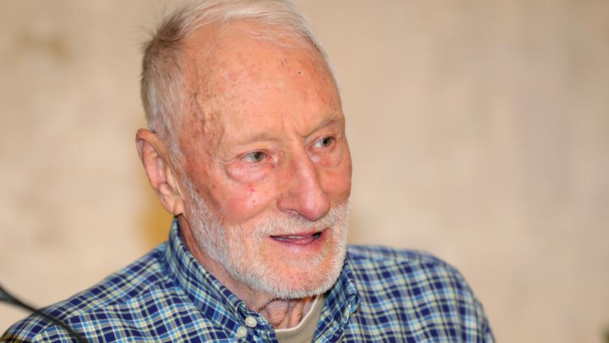 Fallece el científico navarro Adolfo Eraso, experto en glaciares