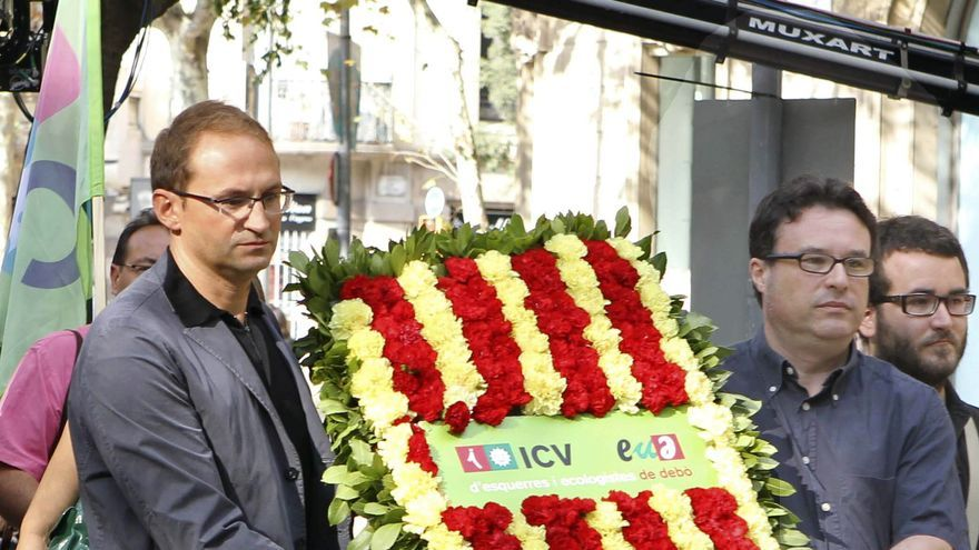 ICV impulsa una ponencia en que contempla el Estado propio para Cataluña