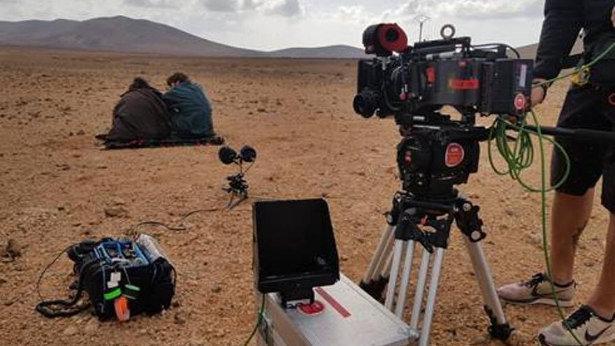 Proyectos audiovisuales en Canarias.