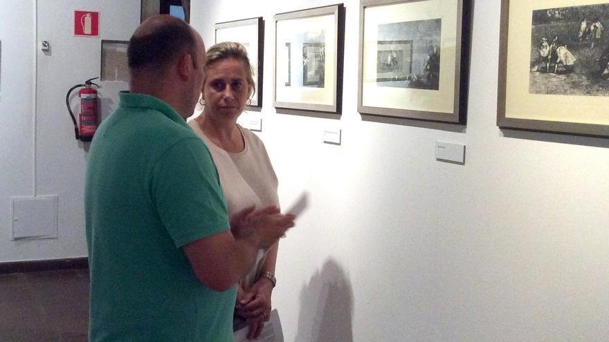 Santillana del Mar acoge una exposición de grabados de Goya de la Casona de Tudanca