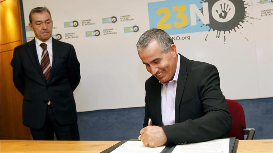 El Cabildo de Fuerteventura recurre la prospecciones ante el TSJ de Madrid