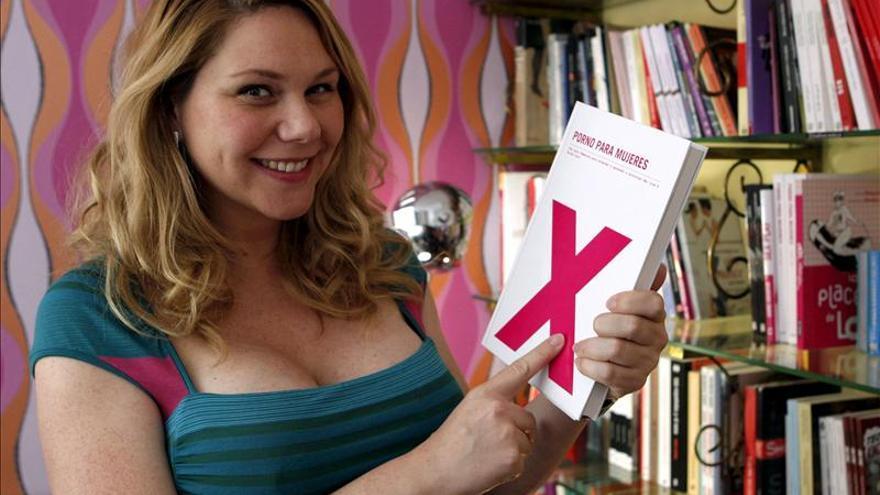 """Erika Lust asegura que """"las mujeres necesitan alimentar su erotismo con historias reales"""""""