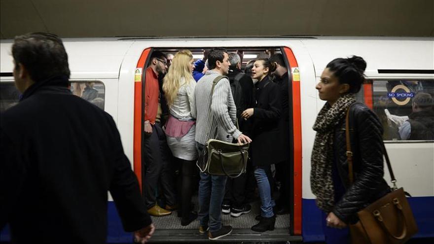 El transporte de Londres marcó el récord de 76 millones de viajes en un día