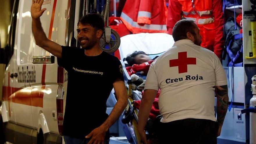 """Osman se encuentra """"bien"""" y sigue """"avanzando"""" en Hospital La Fe de Valencia"""