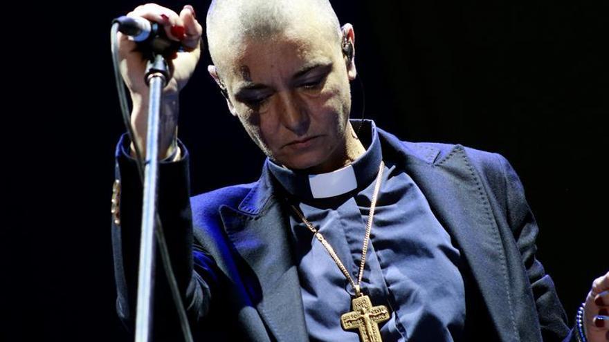 Dan por desaparecida en Chicago a la cantante irlandesa Sinead O'Connor