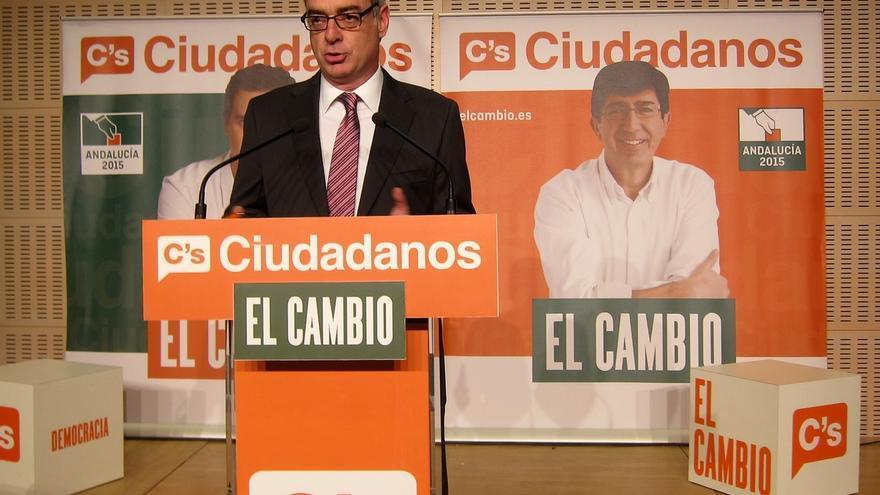 C's admite que siendo segundo es difícil gobernar y niega que prefieran investir a Santamaría antes que a Rajoy