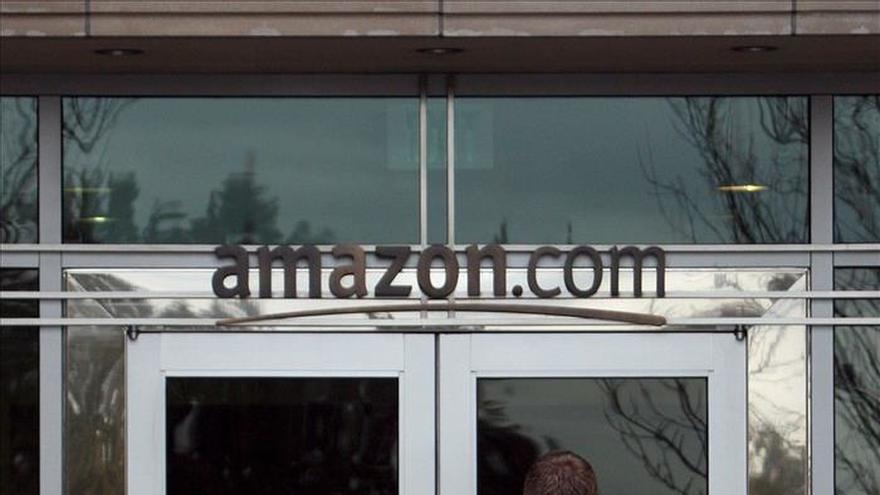 El gigante del comercio electrónico Amazon abre su primera librería