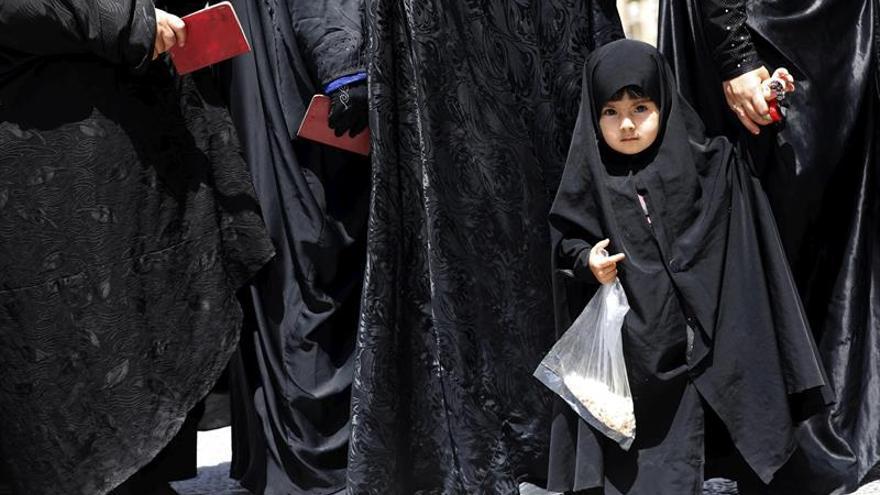 Rohaní, en cabeza, casi al final del escrutinio de las presidenciales iraníes