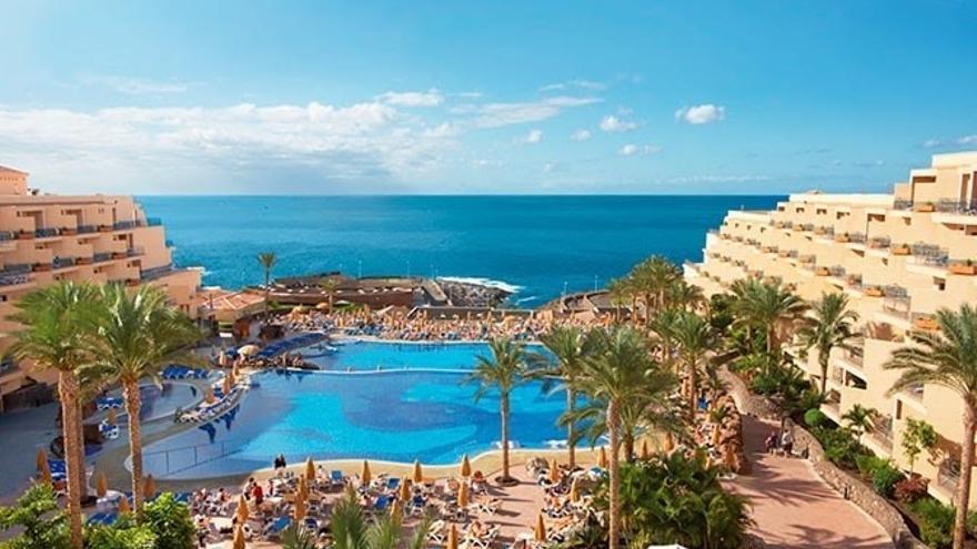 Imagen de archivo del hotel situado en el sur de Tenerife