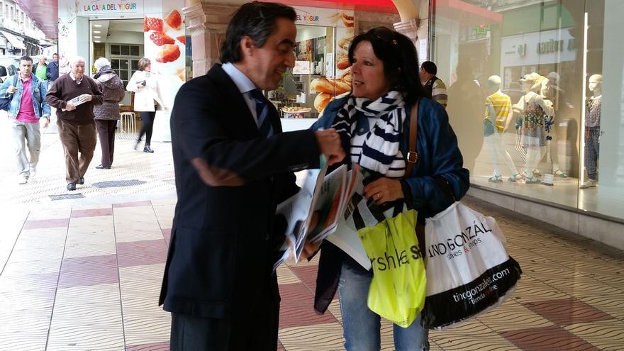 Calderón (PP) dialogará con todos los partidos sobre el futuro político de Torrelavega