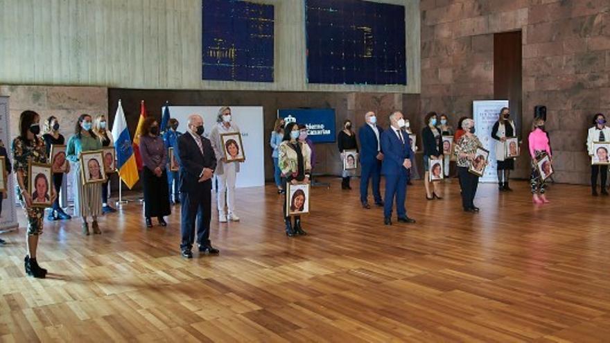 La Fundación Canaria del CD Tenerife rinde homenaje a las 'Mujeres en el Deporte de Tenerife'