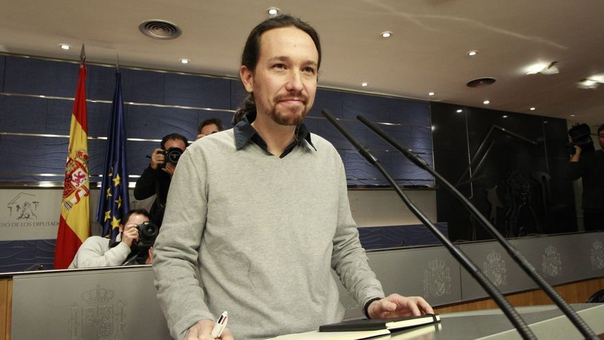 """Pablo Iglesias dice que están """"encantados"""" de que les investigue la UDEF porque en Podemos son """"transparentes"""""""