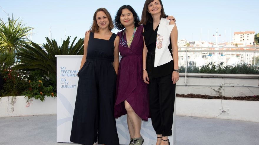 """""""Tout les corbeaux du monde"""", Palma de Oro de Cannes al mejor cortometraje"""