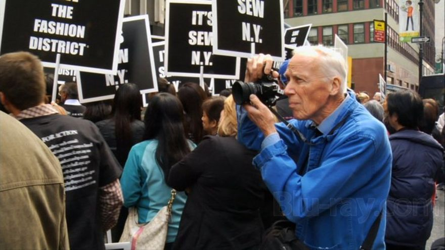 Fallece Bill Cunningham, el fotógrafo de las calles de Nueva York