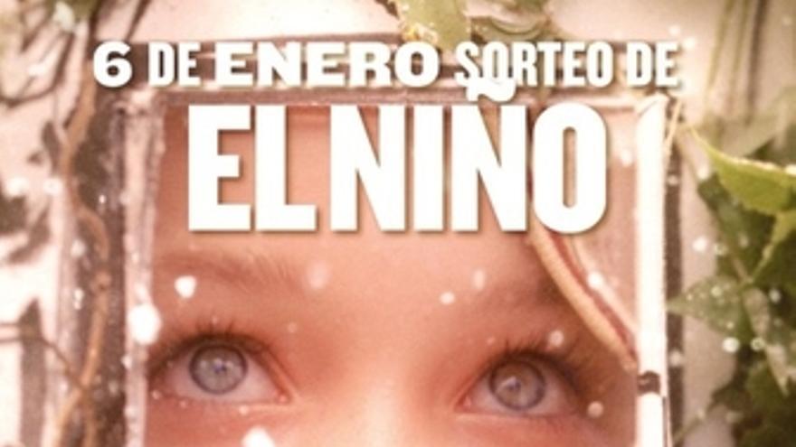 Cartel Sorteo del Niño 2011