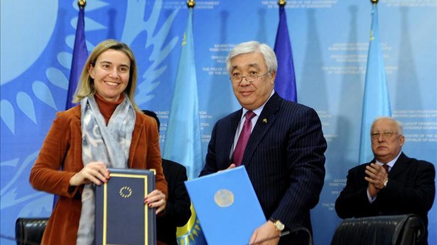 La UE y Kazajistán firman un acuerdo mejorado de asociación y cooperación
