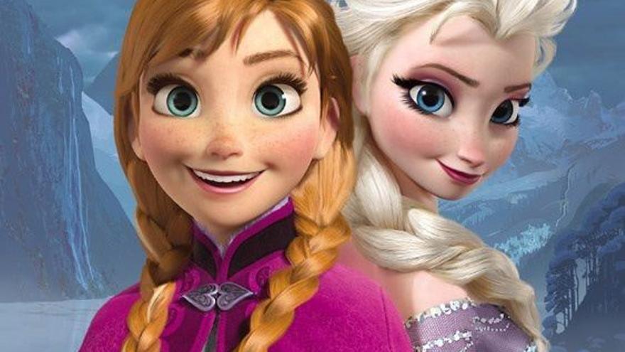 Frozen, la nueva apuesta de animación de Disney
