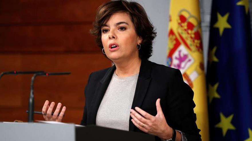 El Gobierno da el último plazo a Puigdemont para que rectifique antes del 155