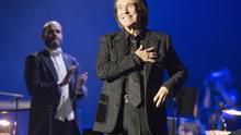Raphael actuará en julio en Santander con la Filarmónica de Asturias