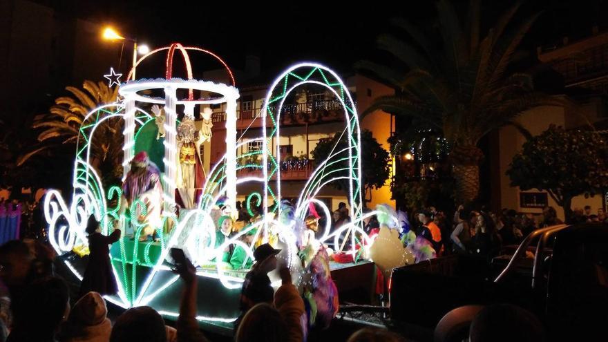 Imagen de la Cabalgata de Reyes.