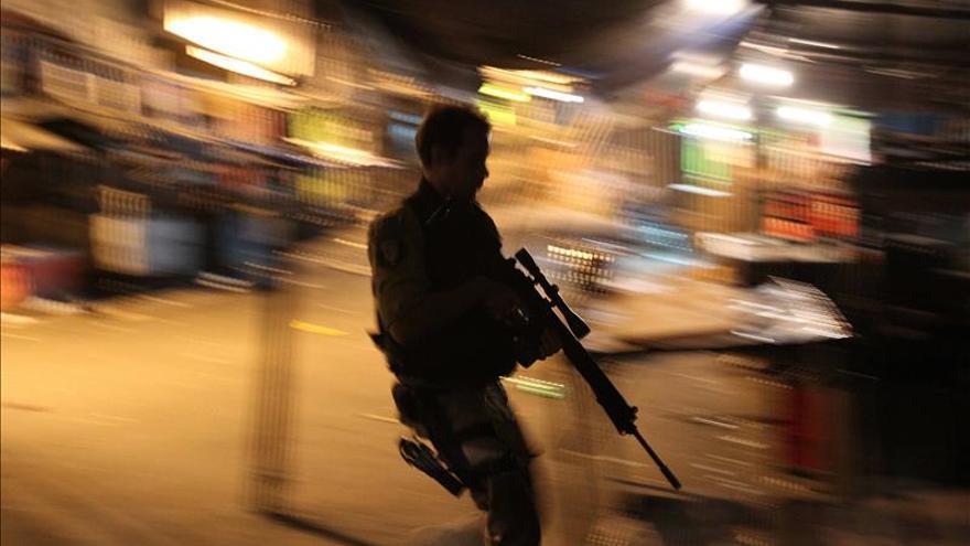 La policía mata un promedio de cinco personas por día en Brasil