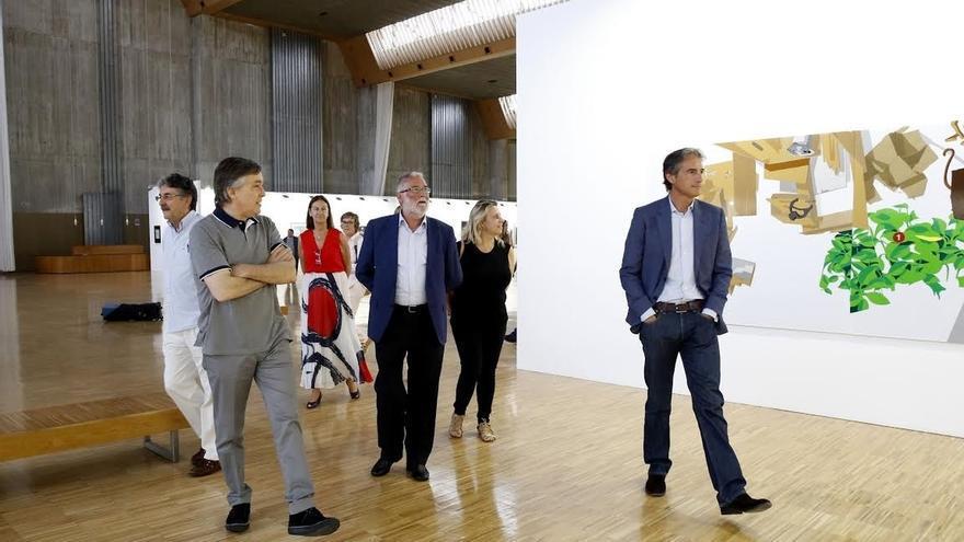 ArteSantander celebra su 25 aniversario con la muestra 'Señales', formada por 90 obras
