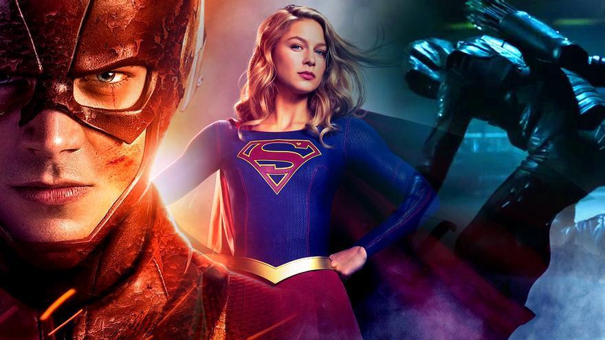 Los héroes de The CW muestran sus cartas: así vuelven The Flash, Arrow y Supergirl
