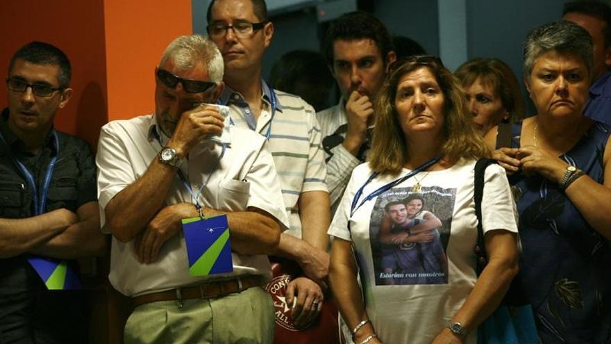 El documental sobre la tragedia del accidente de Spanair se verá hoy en el Parlamento Europeo