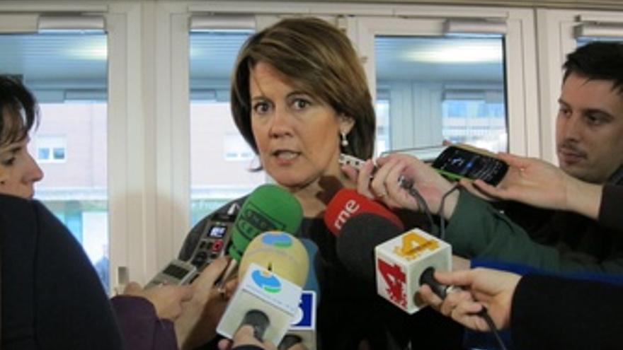 , Yolanda Barcina.