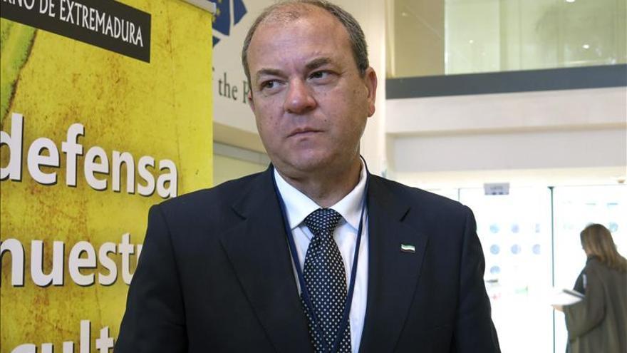 Extremadura presentará una enmienda para fijar más alto el déficit en las comunidades